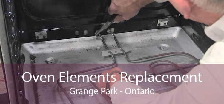 Oven Elements Replacement Grange Park - Ontario