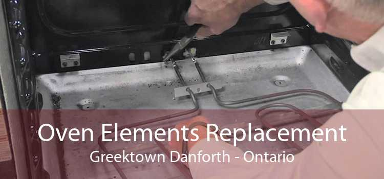 Oven Elements Replacement Greektown Danforth - Ontario