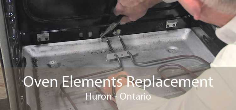 Oven Elements Replacement Huron - Ontario