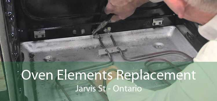 Oven Elements Replacement Jarvis St - Ontario