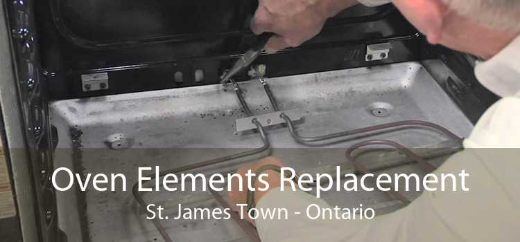 Oven Elements Replacement St. James Town - Ontario