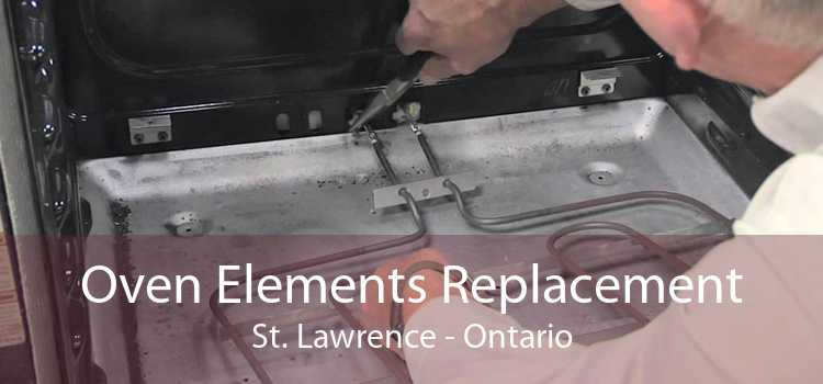 Oven Elements Replacement St. Lawrence - Ontario