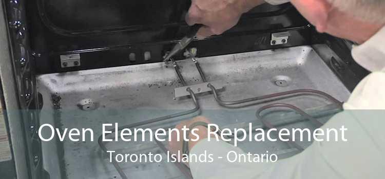 Oven Elements Replacement Toronto Islands - Ontario
