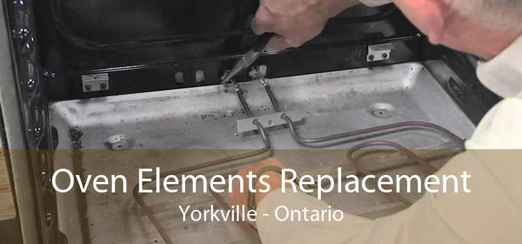 Oven Elements Replacement Yorkville - Ontario