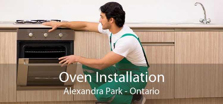 Oven Installation Alexandra Park - Ontario
