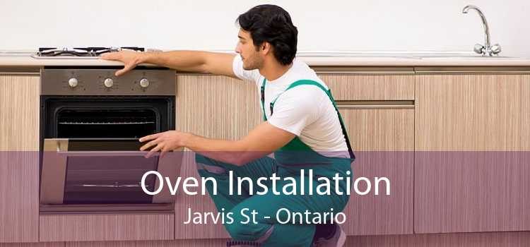 Oven Installation Jarvis St - Ontario