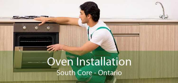 Oven Installation South Core - Ontario