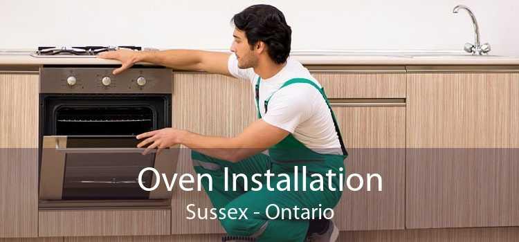 Oven Installation Sussex - Ontario