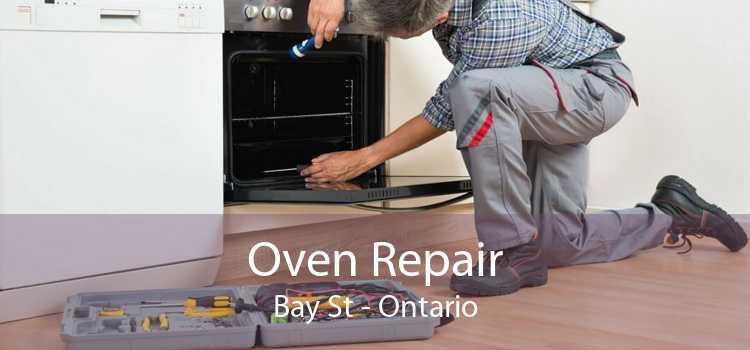Oven Repair Bay St - Ontario