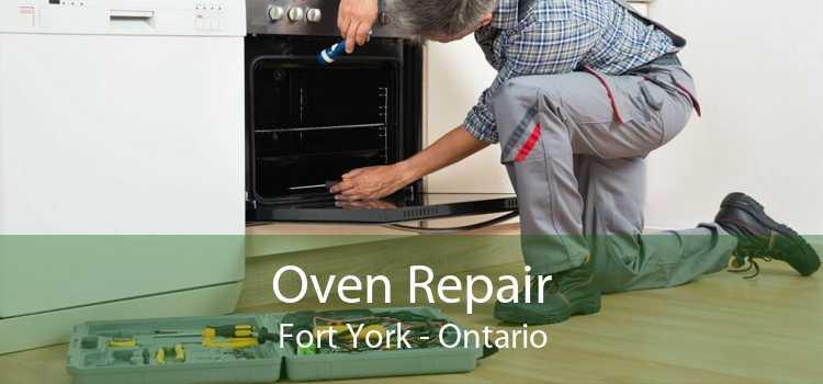 Oven Repair Fort York - Ontario