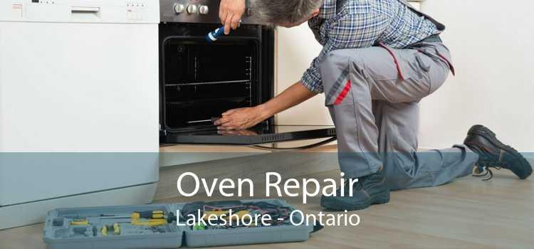 Oven Repair Lakeshore - Ontario