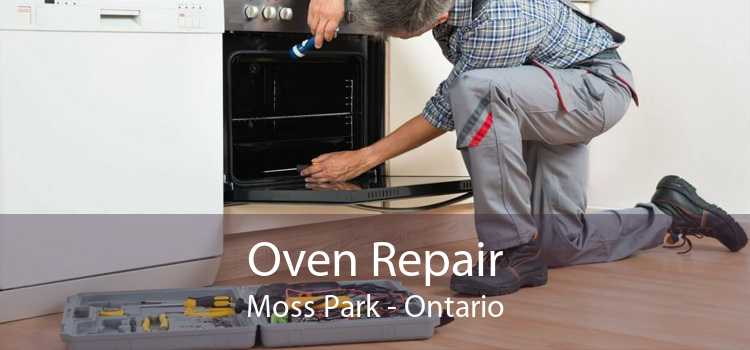 Oven Repair Moss Park - Ontario