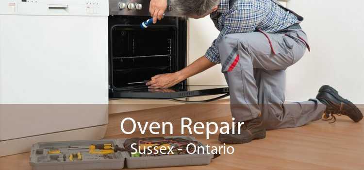 Oven Repair Sussex - Ontario