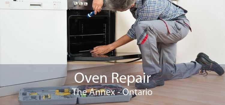 Oven Repair The Annex - Ontario
