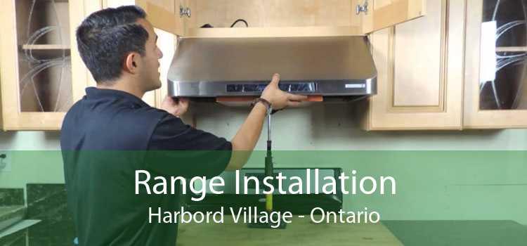 Range Installation Harbord Village - Ontario