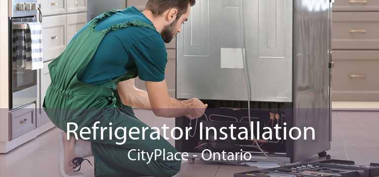 Refrigerator Installation CityPlace - Ontario