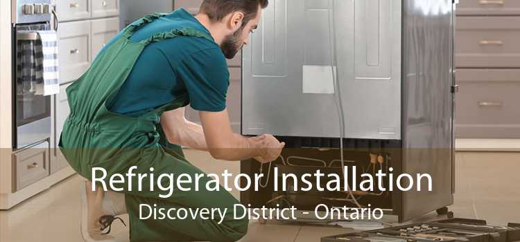 Refrigerator Installation Discovery District - Ontario