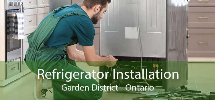 Refrigerator Installation Garden District - Ontario