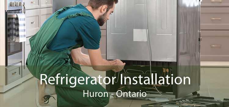Refrigerator Installation Huron - Ontario