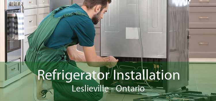 Refrigerator Installation Leslieville - Ontario