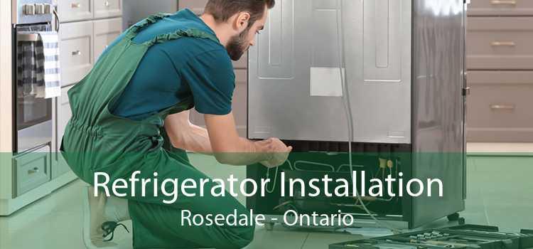 Refrigerator Installation Rosedale - Ontario
