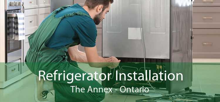 Refrigerator Installation The Annex - Ontario