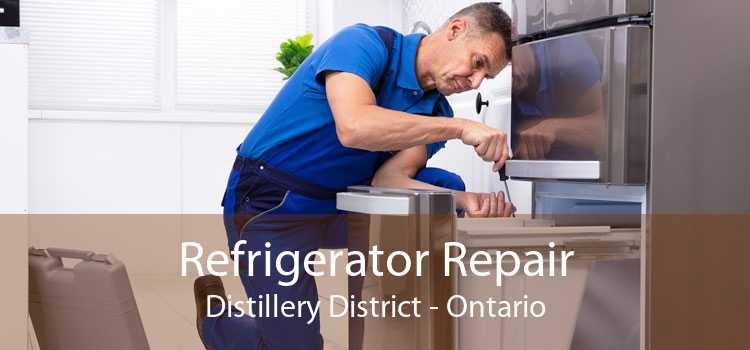 Refrigerator Repair Distillery District - Ontario