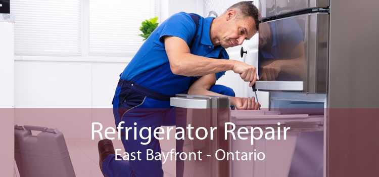 Refrigerator Repair East Bayfront - Ontario