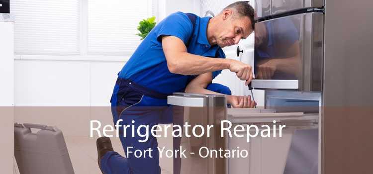 Refrigerator Repair Fort York - Ontario