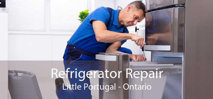 Refrigerator Repair Little Portugal - Ontario