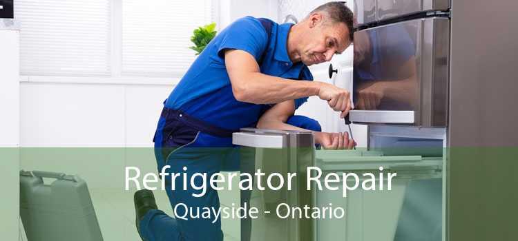 Refrigerator Repair Quayside - Ontario