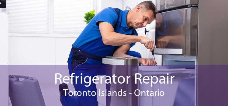 Refrigerator Repair Toronto Islands - Ontario