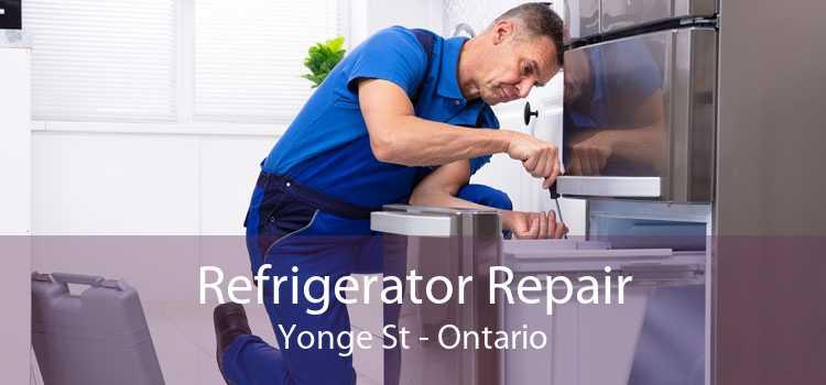 Refrigerator Repair Yonge St - Ontario