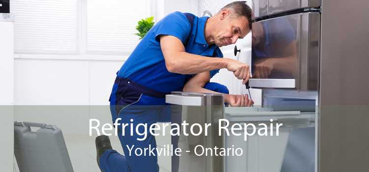 Refrigerator Repair Yorkville - Ontario