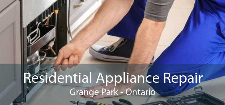 Residential Appliance Repair Grange Park - Ontario