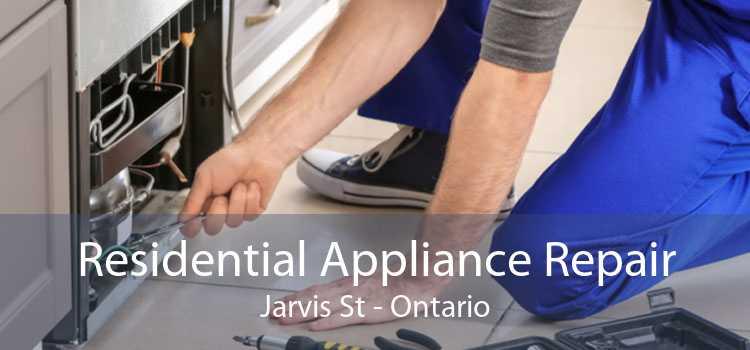Residential Appliance Repair Jarvis St - Ontario