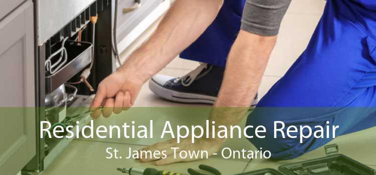 Residential Appliance Repair St. James Town - Ontario