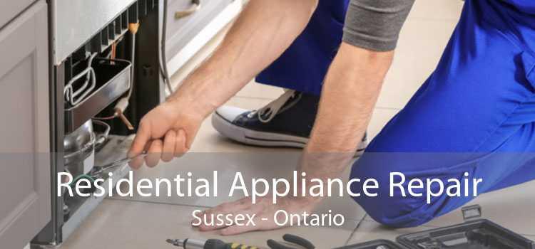 Residential Appliance Repair Sussex - Ontario