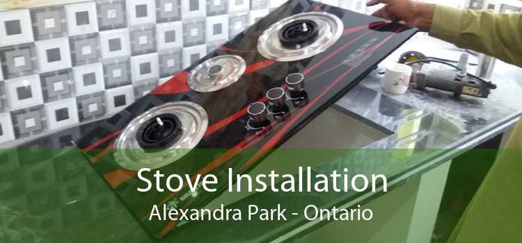 Stove Installation Alexandra Park - Ontario