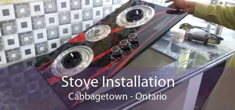 Stove Installation Cabbagetown - Ontario