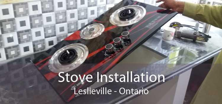 Stove Installation Leslieville - Ontario