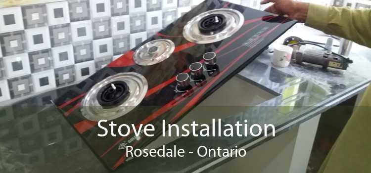 Stove Installation Rosedale - Ontario