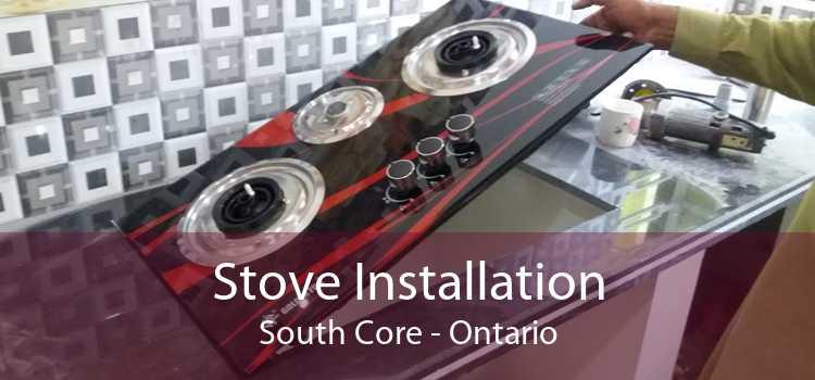 Stove Installation South Core - Ontario