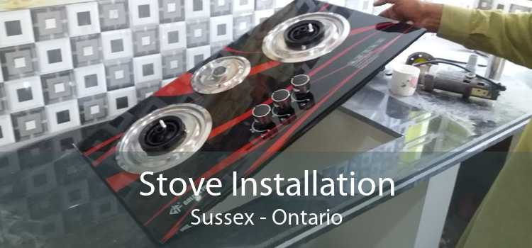 Stove Installation Sussex - Ontario