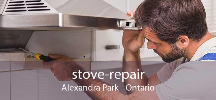 stove-repair Alexandra Park - Ontario