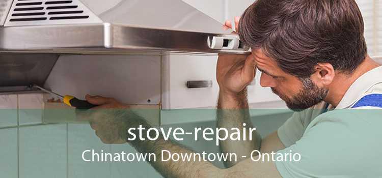 stove-repair Chinatown Downtown - Ontario
