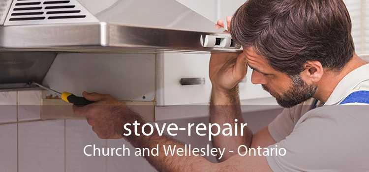 stove-repair Church and Wellesley - Ontario