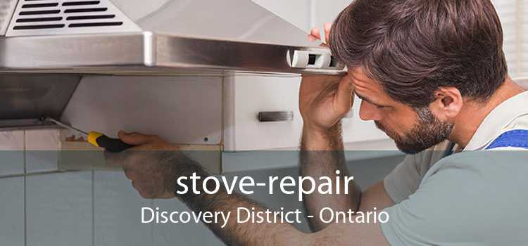 stove-repair Discovery District - Ontario