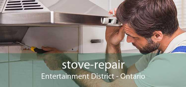 stove-repair Entertainment District - Ontario