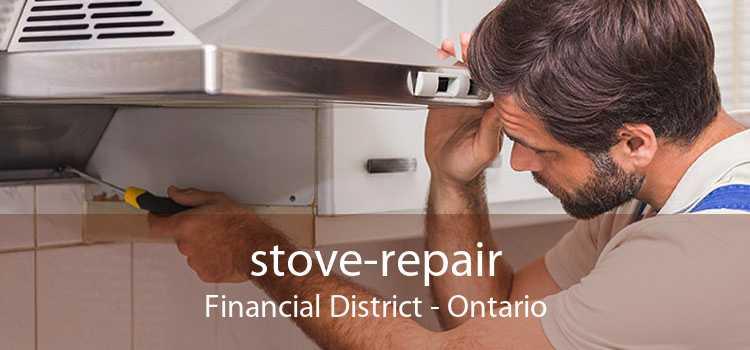 stove-repair Financial District - Ontario